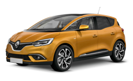 RENAULT SCENIC fronte