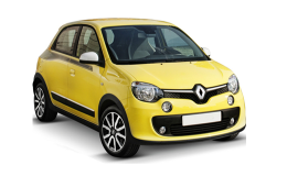 RENAULT TWINGO 1.0 Sce 51kw Intens Edc gialla fronte
