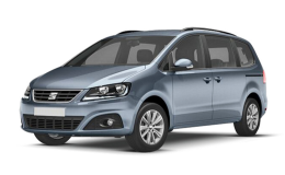 SEAT ALHAMBRA fronte