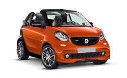 SMART Turbo Brabus Cabrio fronte