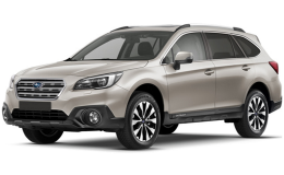SUBARU OUTBACK SW 2.0d-S Lineartronic Unlimited sabbia fronte