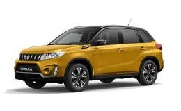 Suzuki Vitara fronte
