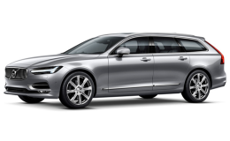 VOLVO V90 SW T8 T-Engine Awd Geartronic Inscription grey fronte