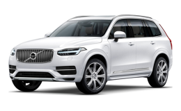 VOLVO XC90 T8 Twin Engine Awd Geartr. Inscription bianca fronte