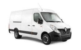 RENAULT MASTER L1 H1 T30 2.3 Dci Tw.Turbo S&s Eu6 bianco fronte