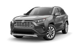 Toyota Rav4 Grey 2019