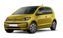 VOLKSWAGEN UP fronte