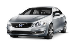 VOLVO S60 D4 Geartronic Business grigia fronte
