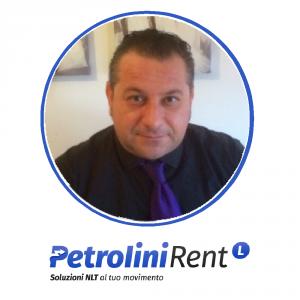 Noleggio veicoli lungo termine a Ferrara con Riccardo Buzzoni