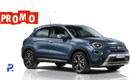 FIAT 500X 1.3 Mjet Cross Promo Stock