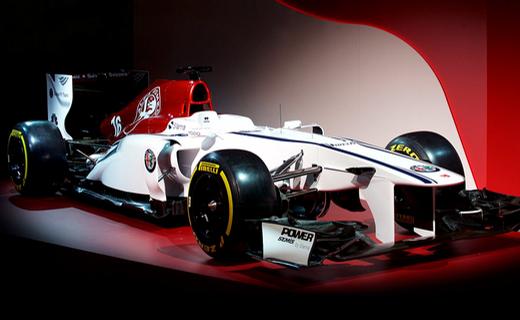 news torna l'alfa romeo formula1 sito