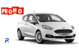 FORD FIESTA 1.5 Plus Promo Stock bianca
