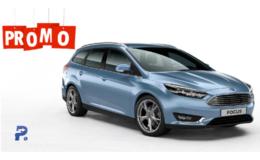 FORD FOCUS SW 1.5 Aut Business Promo Stock Azzurra
