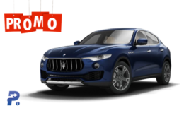 MASERATI LEVANTE 3.0 V6 Ds Q4 8A Promo Stock Blue