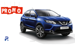 NISSAN QASHQAI 1.6 Aut Business Promo Stock Blu