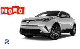 TOYOTA C-HR 1.8 Hybrid E-Cvt Business Promo Stock Bianca