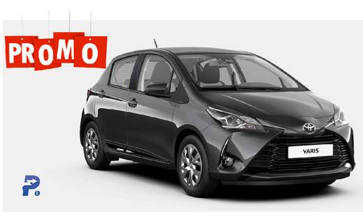 toyota yaris 1 5 hybrid business promo stock petrolini rent. Black Bedroom Furniture Sets. Home Design Ideas