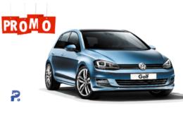 VOLKSWAGEN GOLF 1.6 Tdi Business Promo Stock Blue