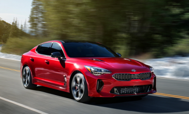 news nuova kia stinger 2018 la maxi berlina