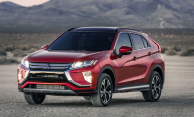 news nuova mitsubishi eclipse cross sito