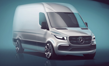 news nuovo mercedes sprinter 2018