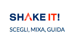 Shake it - Lancia Ypsilon, Fiat Tipo, Fiat 500X , Fiat 500L e Jeep Renegade