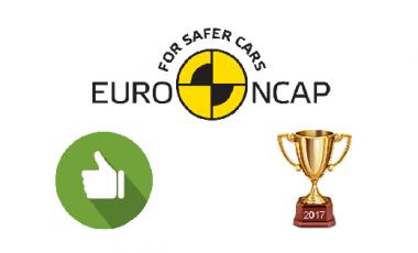 Euro Ncap 2017 le migliori dell'anno