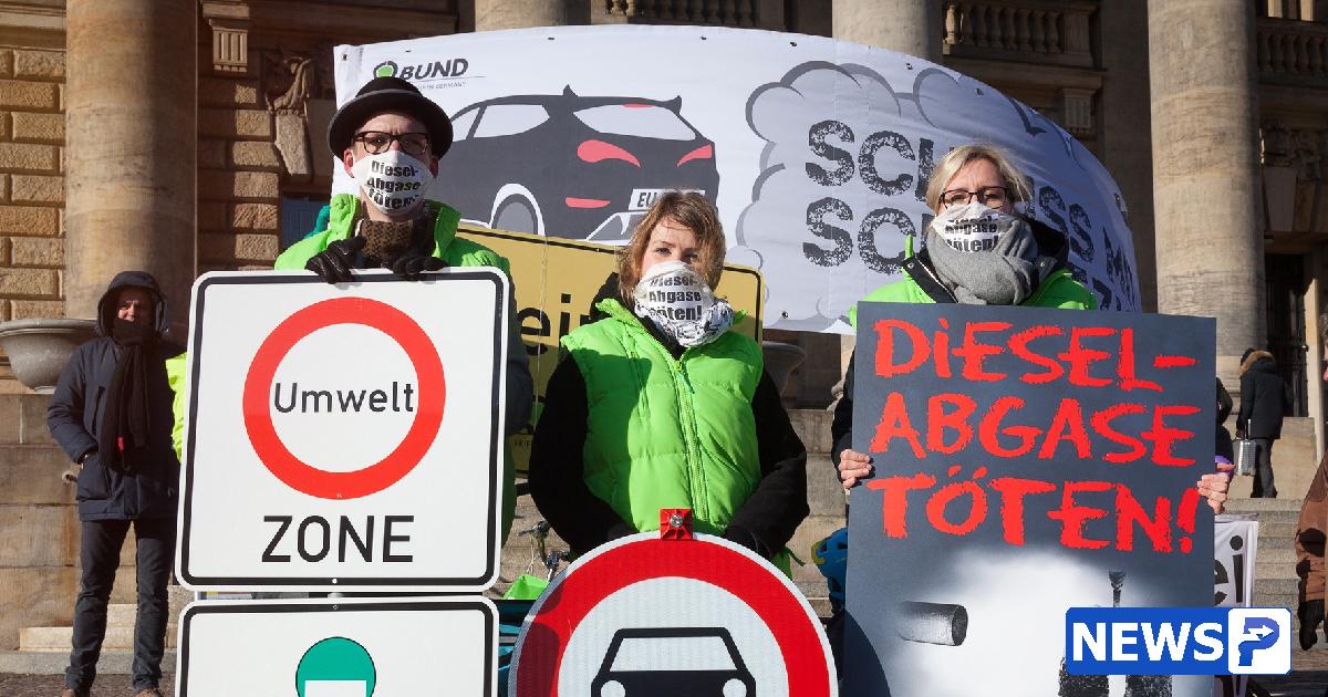 Germania Stop al diesel