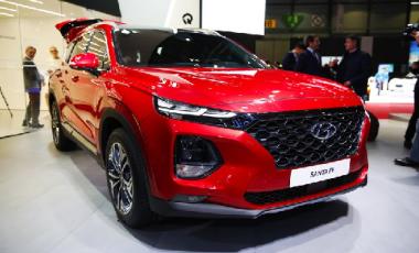 Nuova Hyundai Santa Fe al Salone di Ginevra 2018