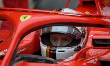 Vettel sito