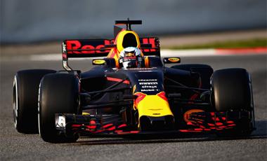 News Formula 1 Ricciardo sito