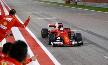 Bahrain International Circuit : la Formula 1 approda nel deserto.