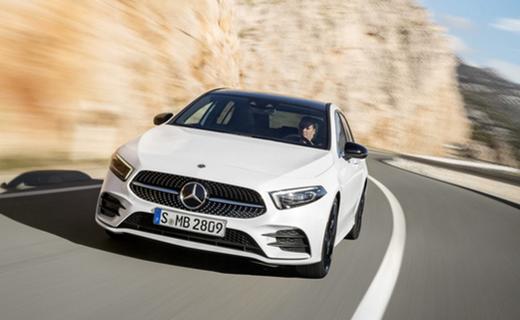 Mercedes Classe A : fuori i prezzi!