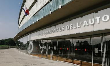 Museo auto di Torino la regia è di Mariella Mengozzi