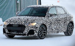 Audi A1 2018 in arrivo la seconda generazione