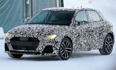 Audi A1 2018 sito