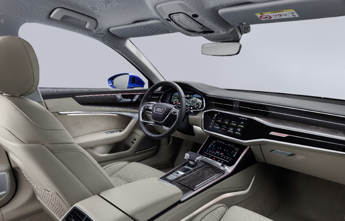 Audi A6 Avant interno 1