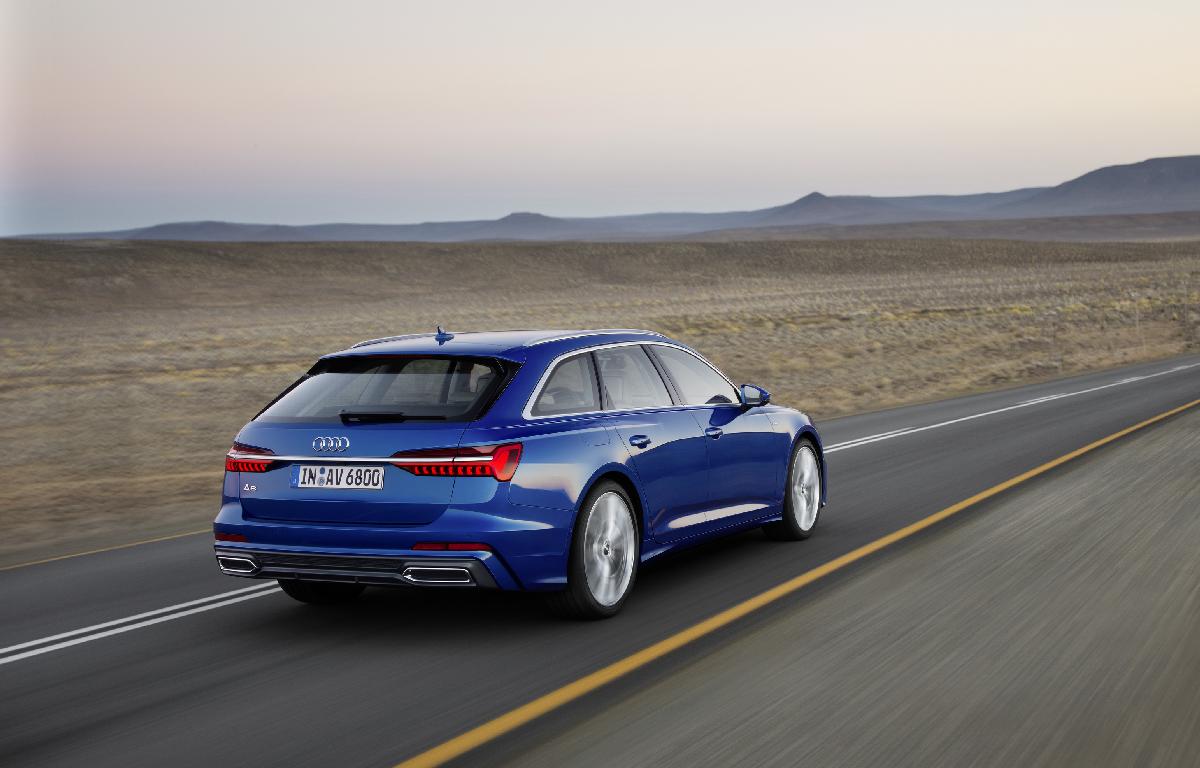 Audi A6 Avant retro dx