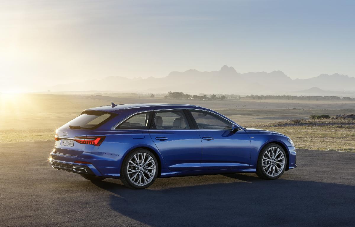 Audi A6 Avant dx