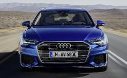 Audi A6 Avant giunge alla quinta edizione.