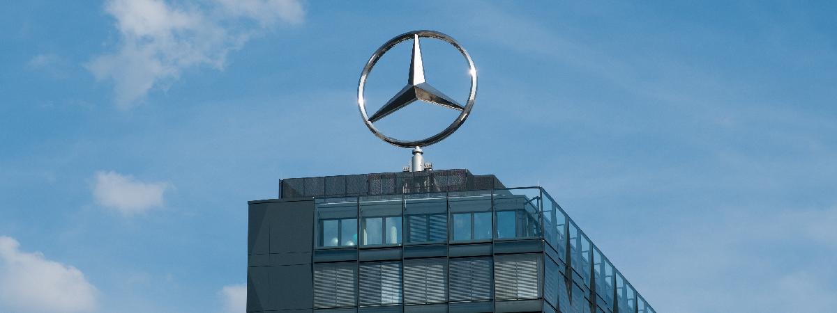 Tocca alla Mercedes: Ancora Dieselgate