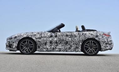 Nuova BMW Z4 sito
