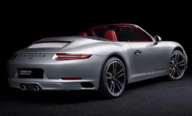 Sospese le vendite Porsche sito