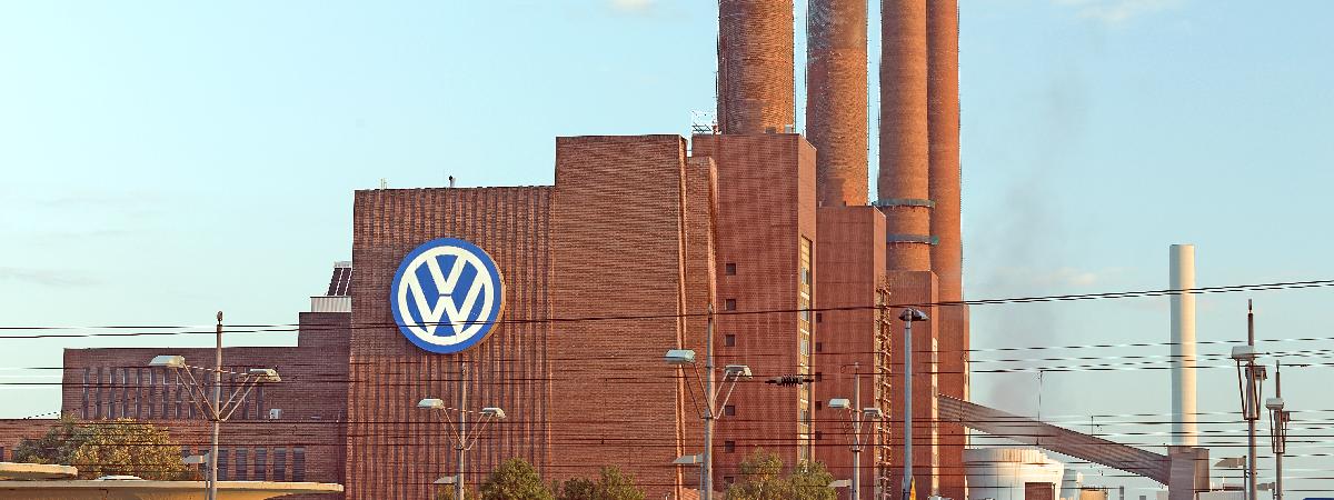 Wolfsburg Volkswagen STOP alla produzione