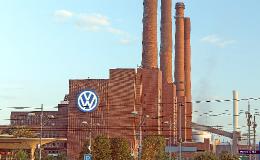 Wolfsburg - Volkswagen STOP alla produzione