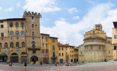 Noleggio Auto a Lungo Termine ad Arezzo