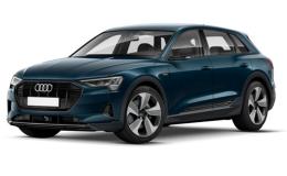 Audi E-Tron fronte