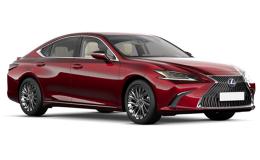 Lexus ES fronte