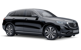 Mercedes EQC fronte Black 2019