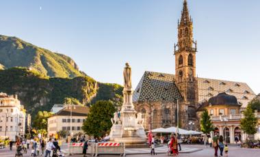 Noleggio Auto a Lungo Termine a Bolzano